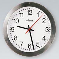 Reinraum-Uhr, rund