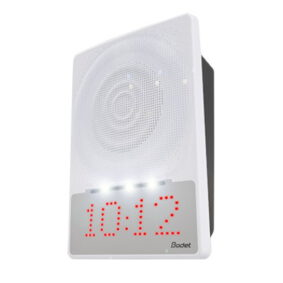 IP-Lautsprecher mit LED-Anzeige