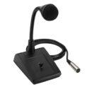ELA-Tischmikrofon, Schwanenhalsmikrofon, Tischsprechstelle, Mikrofonsprechstelle