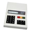 Schalter-Bedienteil mit Nummerneingabe, Bediengerät, Tischbediengerät, Tischbedienpult, Bedienpult