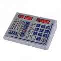 Bedienpanel mit numerischer Eingabe für Personen-Aufrufanlage