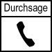 VoIP-Durchsage
